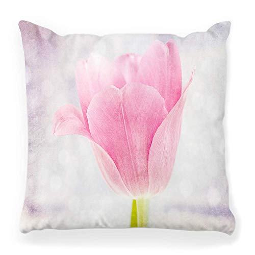 MayBlosom Just Contempo - Funda para edredón (18 x 18 cm), diseño de flores