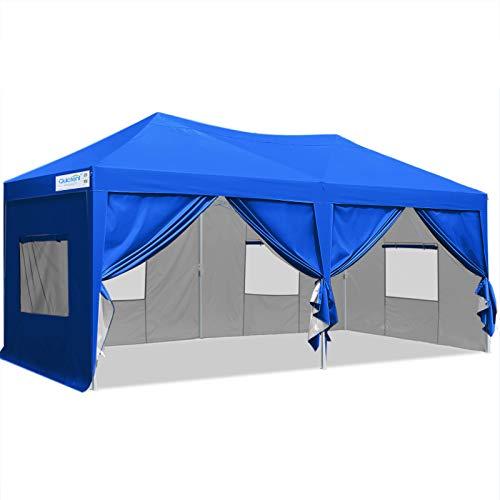 Best 20x20 pop up tents review 2021 - Top Pick