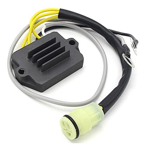 WUYING Regulador de Voltaje de rectificador de Motocicleta FIT for Suzuki DF200...