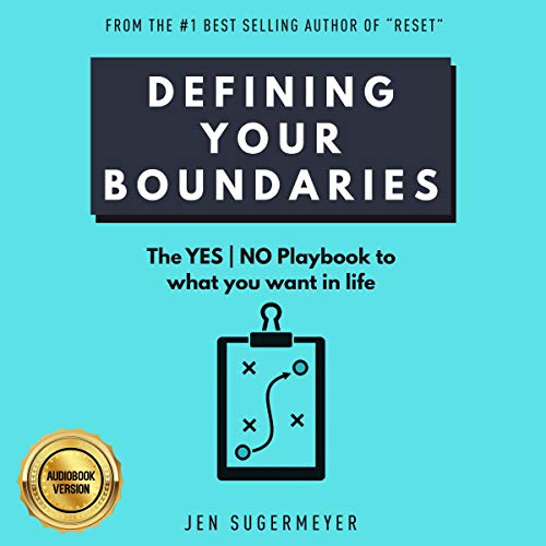 Defining Your Boundaries Audiobook By Jen Sugermeyer cover art