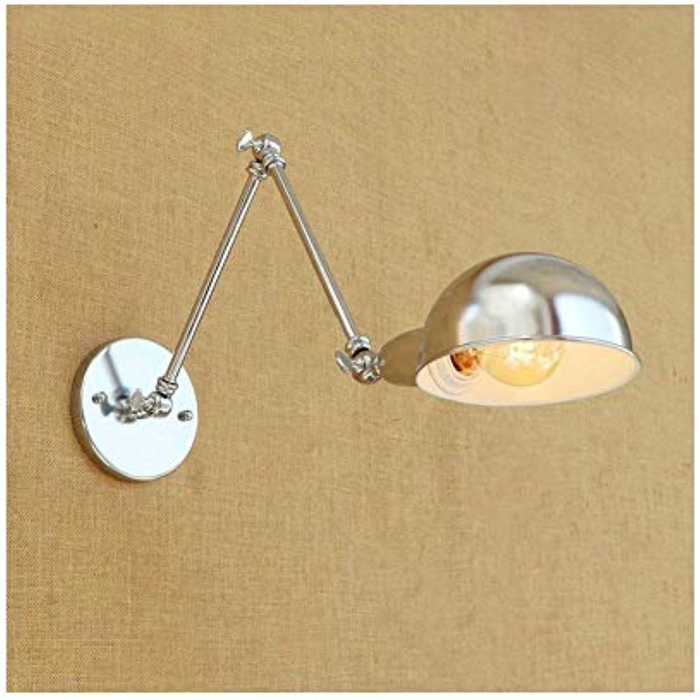 Wall Lighting Wandleuchte Einstellbare Retro Loft Wandleuchte Lampe E27 Für Wohnzimmer Treppen Küche und Schlafzimmer RNGNB