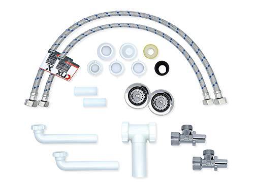 kit para instalacion de boiler de paso fabricante CNX