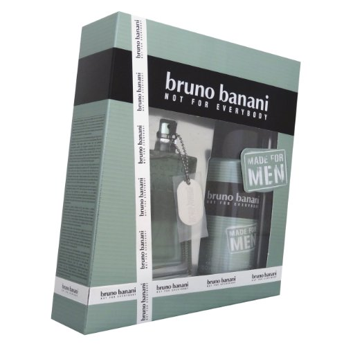 Bruno Banani Bruno banani not for everybody giftset made for men edt spray 75 ml plus deodorant spray 150 ml 1er pack 1 x 225 ml