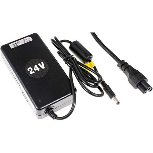 Cargador compatible con Baterías EBS Pedelec, E-Bike, Bicicleta Eléctricas con 24V