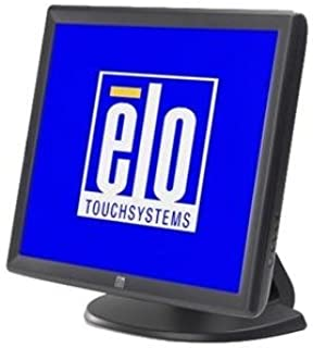 Elo 1000 Series 1915L Touch Screen Monitor. 1915L 19IN ACCU TOUCH DUAL SER/USB CTLR GRY. 19