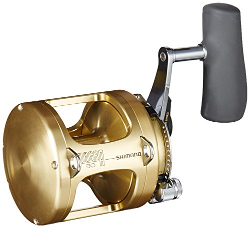 SHIMANO Tiagra Conventional Saltwater Lever Drag Reel, TI30A