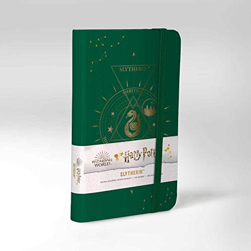Harry Potter: Slytherin Constellation Ruled Pocket Journal (Harry Potter: Constellation)