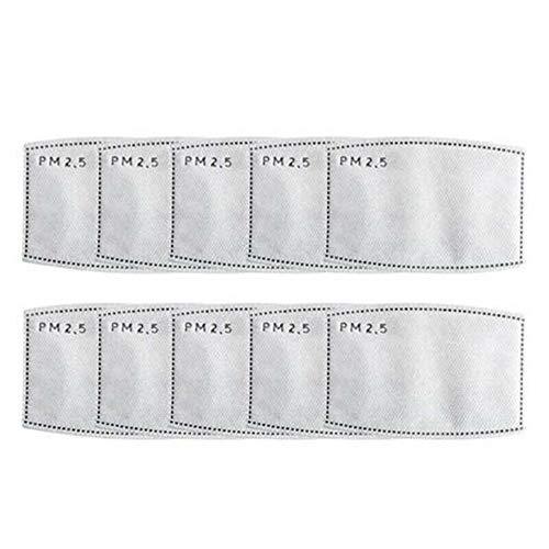 Masques avec 2 filtres en papier mdical standard  Sac scell  Masque de protection pour le visage et...