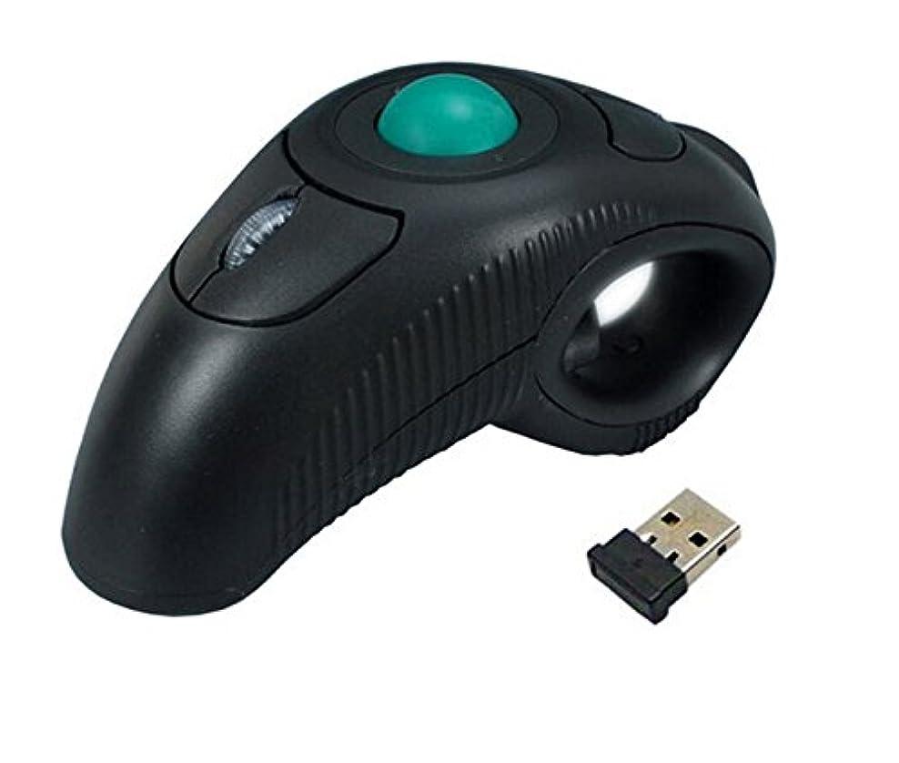 発信アサー涙DingDong ワイヤレス指携帯装置のusbマウス、トラックボールマウスはパソコンのデスクトップコンピュータ