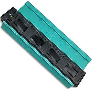 Contour Gauge Duplicator, 10 Inch Master Outline Profile Gauge, Easy Irregular Copy Ruler For Woodworking And Template Sha...
