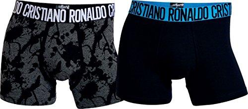 CR7 Cristiano Ronaldo Calzoncillos tipo bóxer, 2 unidades 525 M