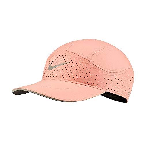 Nike AeroBill Tailwind Elite Laufkappe pink