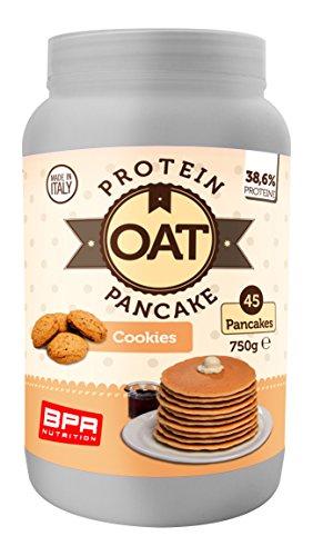 oat protein pancake (cookies)