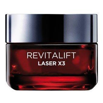 L 'Oréal Paris–Crema para el viso diurna láser X 3Tratamiento Profundo anti eta' Paris Dermo Expertise Revitalift 50ml