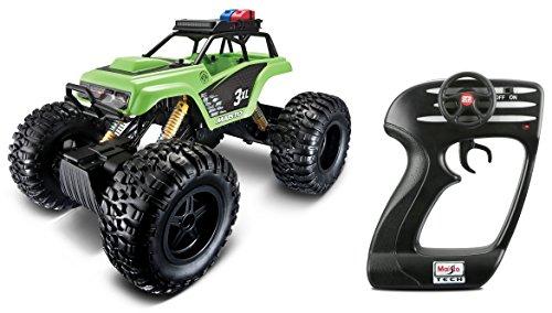 Maisto – Vehículo R / C Rock Crawler 3XL Radio Control (83024)