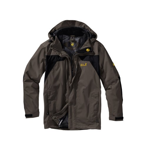 Jack Wolfskin TOPAZ JACKET MEN granite