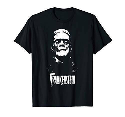 Frankenstein Monster Classic Horror Flick T-Shirt White T-Shirt