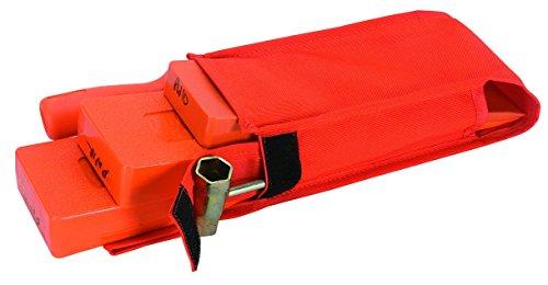 Weaver Leather 08-97235 Heavy-Duty, Multi-Tool Holster, 13-Inch. Long, Orange