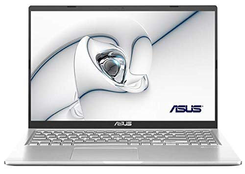 "Portatile ASUS X515 cpu Celeron 2 Core a 1.1 ghz, Notebook 15.6"" Display HD 1366 x 768 Pixels, ram 4 GB DDR4, SSD 256 GB, webcam, Wi-fi, Bt, Win 10 H, A/V, Pronto All'uso Gar. Italia"