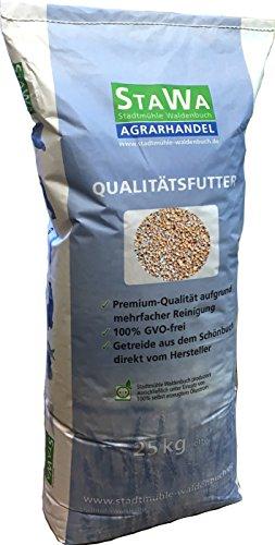 StaWa Weizen 25 kg | ohne Gentechnik | für Geflügel