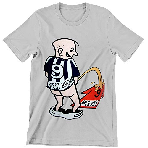 West Brom Prank Wolves Funny Midlands West Brom Wolves Football T-Shirt, Long Sleeve, Sweatshirt, Hoodie