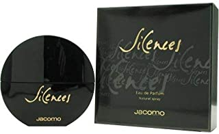 Jacomo Silences For Women- Eau De Toilette, 30ml