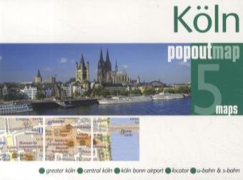 Köln Popout Map