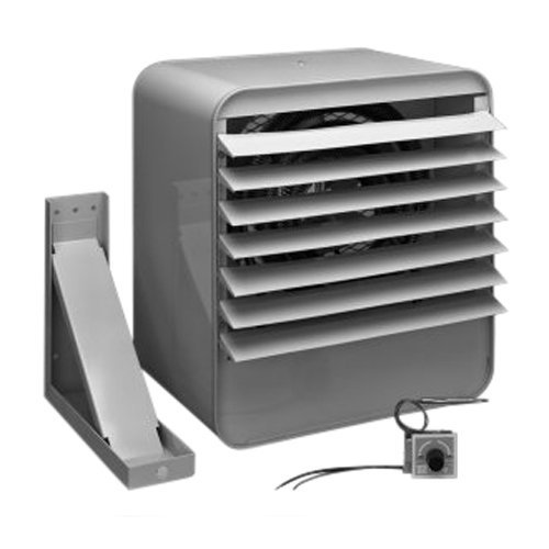 Affordable King Electric KB2415-1-T-B2 Electric Space Heater, 208V/240V 60 Amp with Thermostat and B...