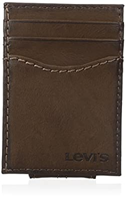Levi's Magnetic Card Holder Wallet
