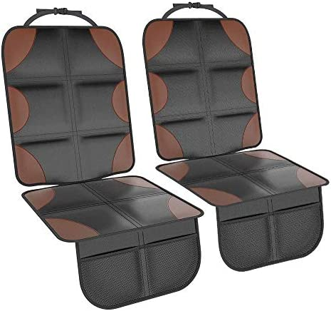 Smart eLf Car Seat Protector 2pack Kids Car Seat Protectors for Child Seats with Waterproof product image