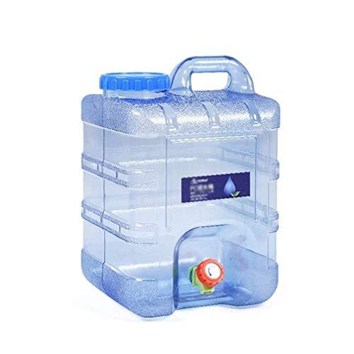 Bbhhyy Wasserbehälter, Außen Mit Hahn Eimer Autoselbstfahrer-Tour Wassertank Haushaltswasser-Speicher-Plastikeimer (Size : 20L)