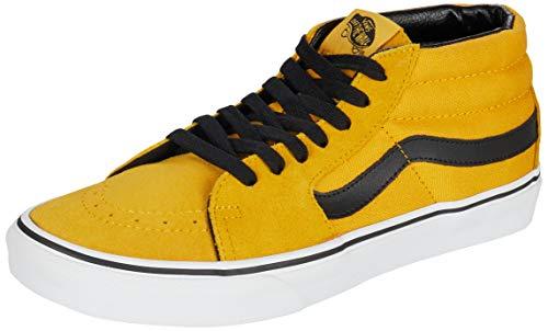 Vans Schuhe Sk8-Mid Gelb 40.5