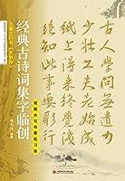 经典古诗词集字临创:王羲之行书《圣教序》