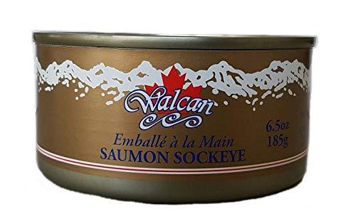 ウォルキャンシーフード『紅鮭水煮』
