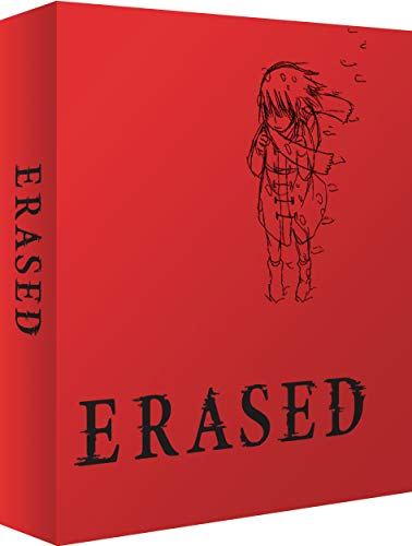 Erased - Complete Edition [Blu-ray]