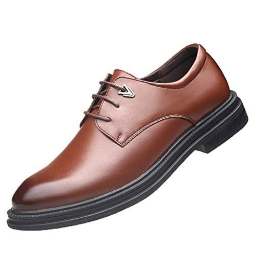 Zapatos Derby para Hombre, Zapatos clásicos de Fiesta de Boda para Novio,...