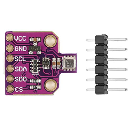 Bellaluee BME680 Umgebungssensor VOC Temperatur Luftfeuchtigkeit Luftdruckmodul