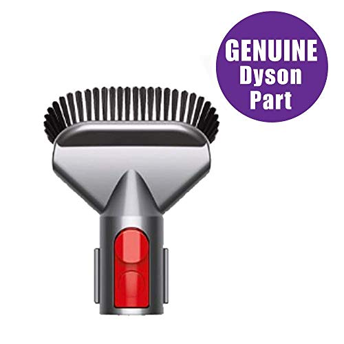Stubborn Dirt Brush Vacuum Attachment | Part No. 967765-01 | Designed for use with V7, V8, V10 and V11 Cordless Stick vacuums | Heavy-Duty Professional Cleaning Accessory Tool |