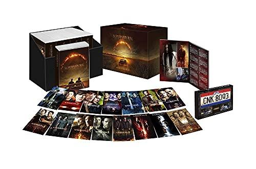 (初回限定生産)SUPERNATURAL DVD コンプリート・シリーズ(82枚組+ボーナス・ディスク8枚付/封入特典付)