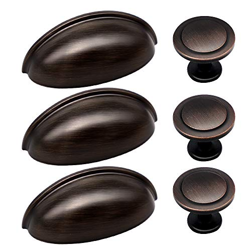 Cup Handle Oil Rubbed Bronze - 4