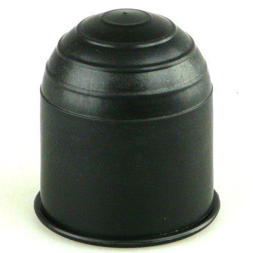 Hillfield® Abdeckung Anhängerkupplung schwarz Kunststoff