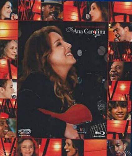 Ana Carolina - Multishow Registro ([Blu-ray]+Cd)