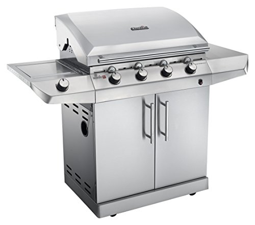 Char-Broil Performance Series T47G - 4 Burner Gas Barbecue Grill with...