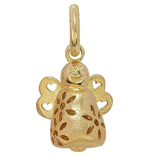 Blossom Copenhagen Charm Motiv: Engel / Angel Farbe: Gold Material: Sterling Silver / vergoldet Anhänger für Kette.