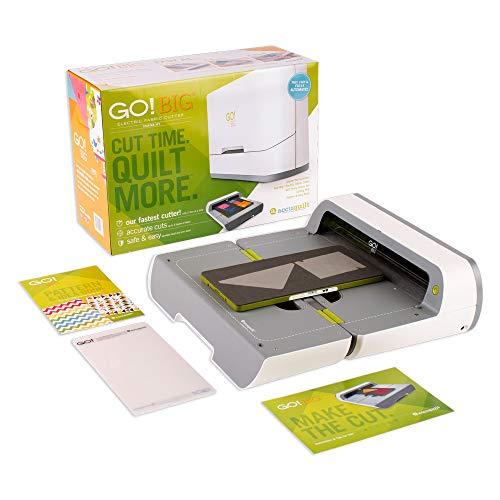 Accuquilt GO! Big 55500 Electric Fabric Cutting System