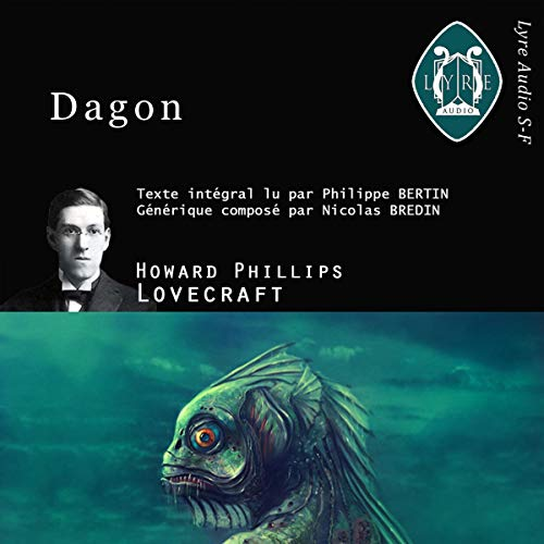 Couverture de Dagon
