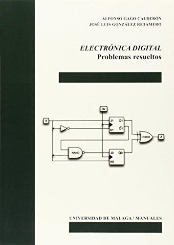 Electrónica digital: Problemas resueltos: 103 (Manuales)