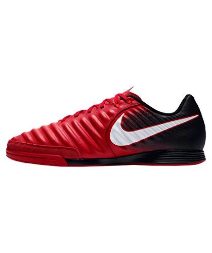 Nike Tiempox Ligera IV IC, Scarpe da Calcio Uomo, Rosso (University Rosso/Bianco/Nero 616), 40 EU