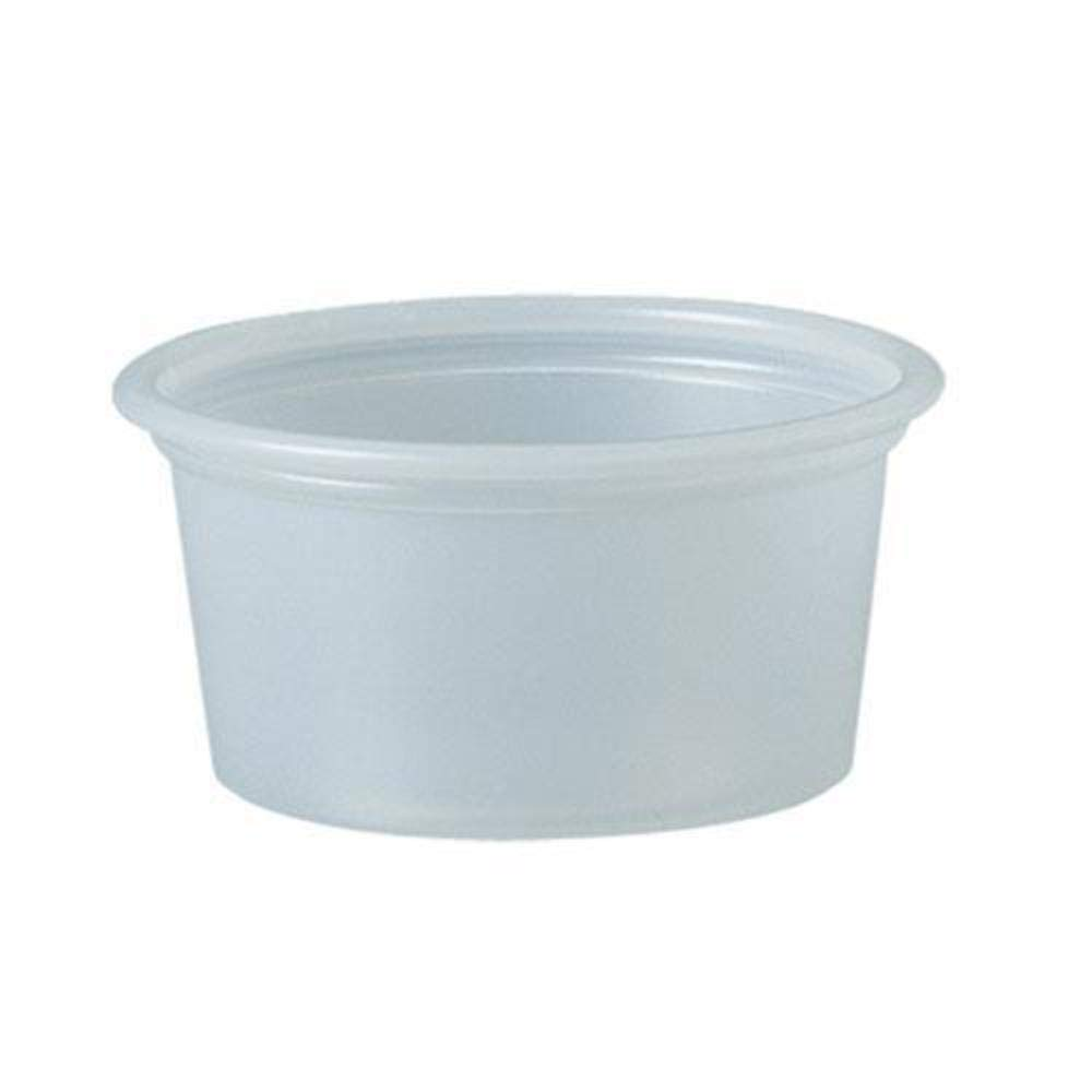 Solo Cup Company Genuine Polystyrene Portion Translucent oz Cups 4 Austin Mall 3