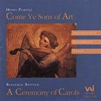 Come, ye sons of Art / A Ceremony of Carols (2000-02-21)